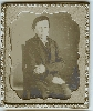Sixth Plate Daguerreotype of a Young Boy