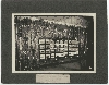 Wisconsin Railroad Land Display Silver Photograph