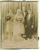 Wedding Silver Photograph - 1928