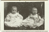 Two Sets of Twins Cabinet Cards