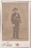 Armed with Swords Lodge Members Cabinet Cards
