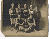 Rare: Basketball Team Photo - Circa 1920